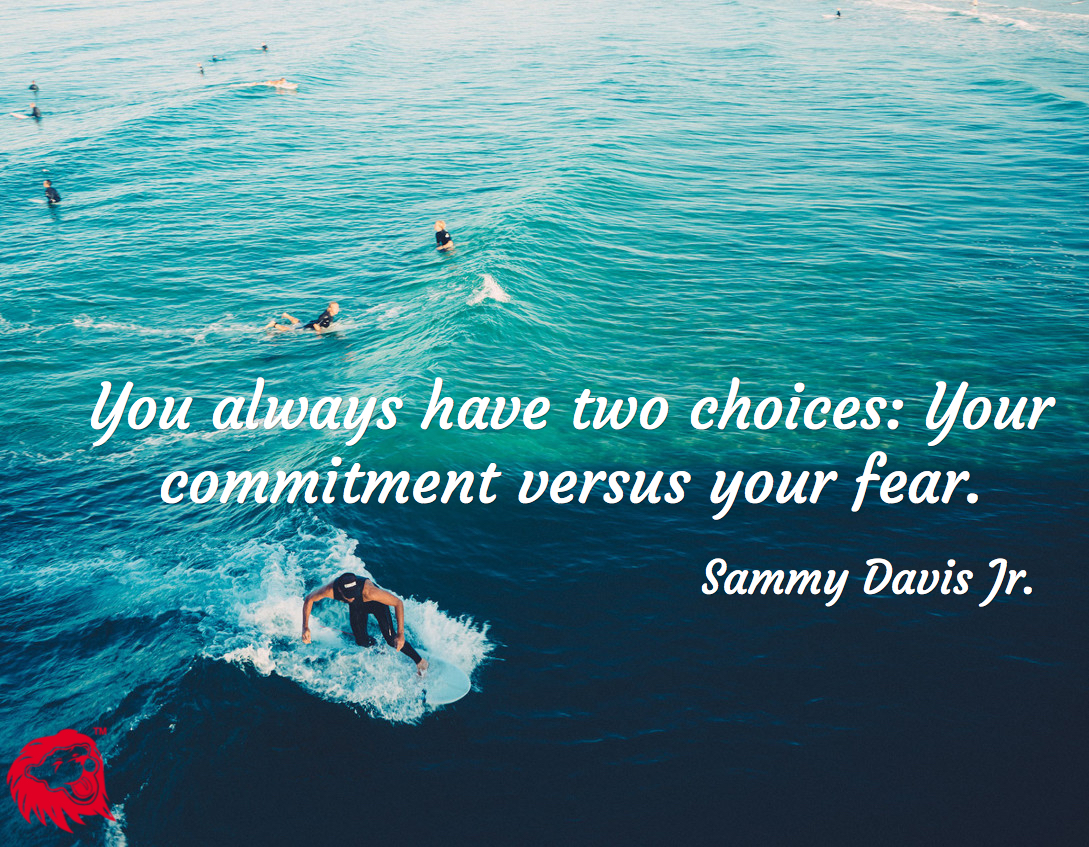 commitment or fear