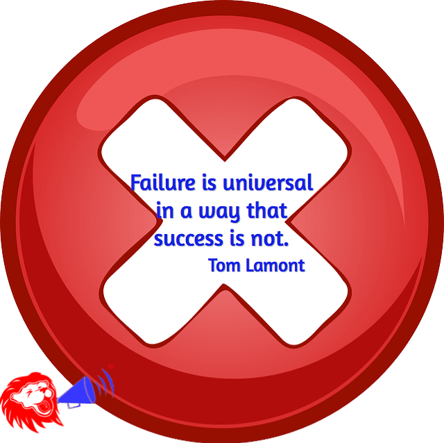 failure is universal