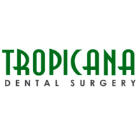 Tropicana Dental Surgery logo